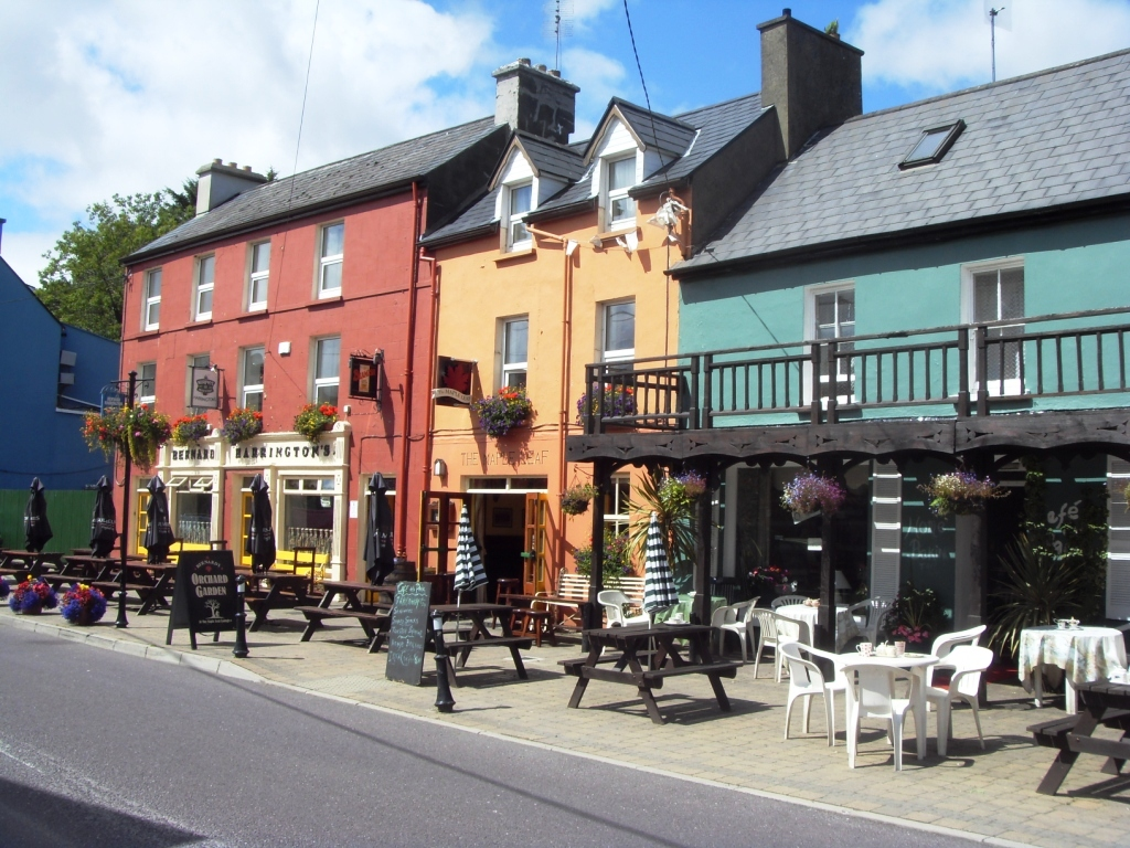 Irland Hotels - Irland Bed & Breakfast